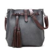 Una borsa unica delle cinque di colori di disegno della signora Fashion di Tote del sacchetto dell'imbracatura donne del sacchetto