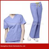 Boa qualidade de esfoliação corporal, Hospital uniformes, Medical uniformes (H5)