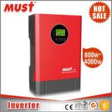 Invertitore ad alta frequenza 2kVA 3kVA 4kVA di energia solare