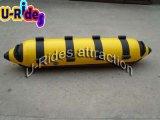 Juguete inflable del agua del perro del punto flotante para la piscina
