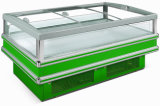 Supermercado Ilha Exibição refrigerados freezer (DG-20)