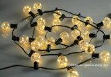 색깔 gardem 크리스마스 장식적인 빛을%s 요전같은 LED 전구 램프 끈 전구