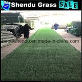 8 mm de baixa densidade de grama de relva artificial para jardim