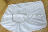 Protector impermeable 100% del colchón del paño de Terry del algodón con la cubierta de colchón de TPU