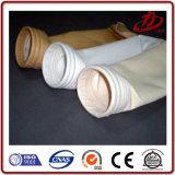 Tela do filtro de saco do filtro da poeira do cimento da fibra de vidro