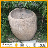 최신 판매 중국 자연적인 화강암 또는 대리석 돌 옥외 훈장 샘