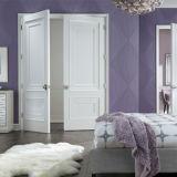 L'intérieur porte en bois massif Design pour votre maison (PR-D02)