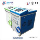 Máquina limpa do carbono do motor de automóveis do gerador de Hho