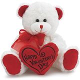 심혼을%s 가진 사랑스러운 견면 벨벳 발렌타인의 장난감 곰