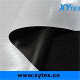 Черный назад баннер с покрытием для использования вне помещений материалов для цифровой печати ПВХ-Flex баннер
