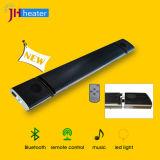 Aquecedor de debulhar por infravermelhos com quatro definições de alimentação e Controlador de alto-falante Bluetooth