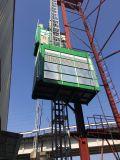 Sc200200 doppelte Höhen-Eingabe des Rahmen-100m 2 Tonnen-Passagier-Hebevorrichtung