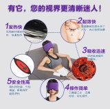 Courroie électrique de rouleau-masseur de collet de massage d'épaule de chauffage