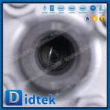 Шариковый клапан высокого давления Didtek плавая усаженный металлом