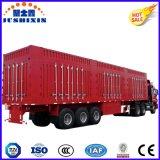 40-70 toneladas de carga forte Van tipo utilitário Caixa de reboque