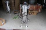 Usine de filtration de l'eau Chunke navires du filtre à cartouche