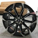 車のための17のインチの中国車車輪の新しい車輪
