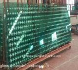 A Austrália Certificado para porta de vidro curvado temperado