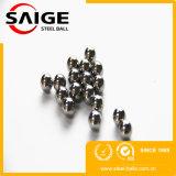 Tamanho e grau de variação Ss Maca a esfera de aço