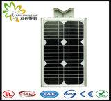 15W prix d'usine ! ! Tous intégrés dans une rue lumière LED solaire ! ! Corps humain de l'induction infrarouge ! ! Jardin extérieur/mur/cour/rue/route/feu de pelouse