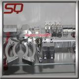 CNC, der elektropneumatisches Ventil-Teile maschinell bearbeitet