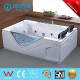Bañera grande del masaje del espacio de la persona doble (BT-318)