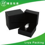 Kundenspezifisches Firmenzeichen-verpackenmagnet-Schliessen-Uhr-Bildschirmanzeige-Pappgeschenk-Papierkasten
