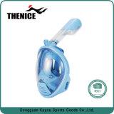 Masque naviguant au schnorchel de plongée de pleine face pour Anti-Brumeux, Anti-Coulant