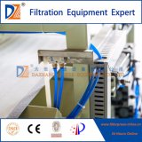 Macchina della filtropressa della cinghia del disidratatore del fango della DZ