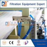 Dzの沈積物の脱水機ベルトフィルター出版物機械