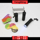 Multifunktionsminipurpurrote Code-UVlampe purpurrote Yanchao Abzuglinie-Taschenlampe Ym-Ce03