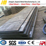 Placa de acero Q345q Q420q del buen puente del precio de la alta calidad