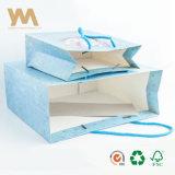 도매 로고를 가진 커트 옷 종이 봉지 Manufactor를 정지하십시오