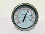 4 de Thermometer van het Roestvrij staal van de duim