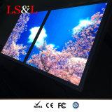 600X600 indicatore luminoso di comitati dell'UL Secne LED per la decorazione dell'ufficio