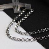 Pendentif Croix en acier inoxydable bijoux collier pendentif religieux