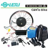 Kit eléctrico eléctrico de la conversión de la bicicleta de los recambios de la bicicleta de la bici de E