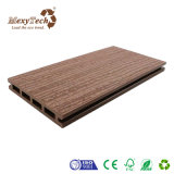Revestimento plástico de madeira de WPC com preço do competidor