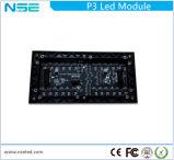 Módulo interno a alta definição do diodo emissor de luz do indicador de cor cheia P3 de SMD RGB