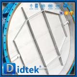 Триппеля утечки Didtek клапан-бабочка мотора Zero ексцентрическая