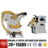 ملف صفح مغذّ آليّة مع مقوّم انسياب آلة في صحافة مصنع ([مك3-600])