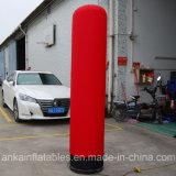 Décoration gonflable de pilier d'usager colorée avec l'impression
