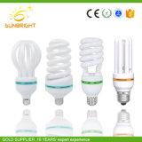 Illuminazione economizzatrice d'energia a spirale mezza del CE caldo di vendita