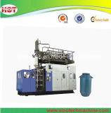 HDPE de Plastic Grote Machine van het Afgietsel van de Slag van het Vat Automatische