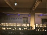 옥외를 위한 큰 사건 400W 곁눈 가리개 빛 LED 옥수수 속 경청자 점화
