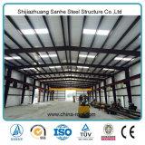 Estructura de acero pre fabricada de acero del artículo de la construcción para el almacén