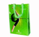 Sacs d'emballage promotionnels tissés par pp recyclables des prix bon marché d'approvisionnement d'usine