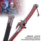 Шпага 120cm Muramasa Weaponoverwatch Genji Swordanime