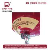 Spitzenverkaufs-Feuerlöscher, der FM200 Feuerbekämpfung-Gerät hängt