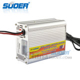 Carregador de bateria inteligente de Suoer 12V 10A com função Anti-Reversa (MA-1210AS)